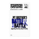 ALS My Battle Too 1 Brother Stamps