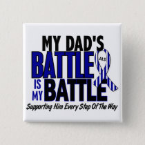 ALS My Battle Too 1 Dad Button