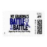 ALS My Battle Too 1 Grandma Postage