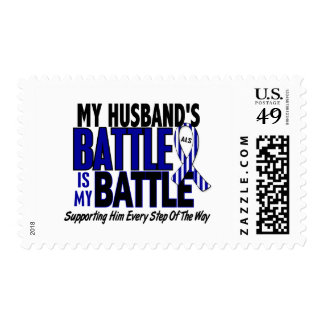 ALS My Battle Too 1 Husband Postage
