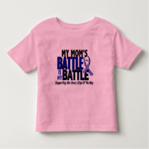 ALS My Battle Too 1 Mom Toddler T-shirt