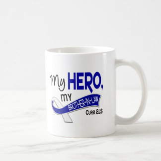 ALS My Brother-In-Law My Hero 42 Coffee Mugs
