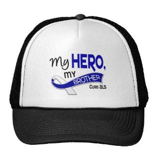 ALS My Brother My Hero 42 Trucker Hat