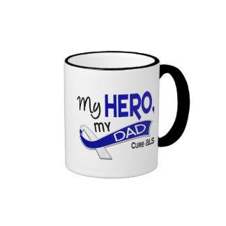 ALS My Dad My Hero 42 Coffee Mug