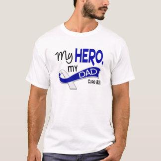 ALS My Dad My Hero 42 T-Shirt