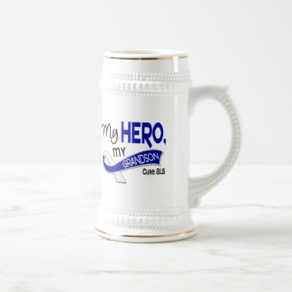ALS My Grandson My Hero 42 Coffee Mug