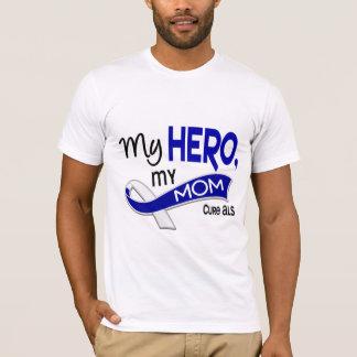 ALS My Mom My Hero 42 T-Shirt