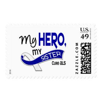 ALS My Sister My Hero 42 Postage