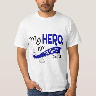 ALS My Wife My Hero 42 T-Shirt