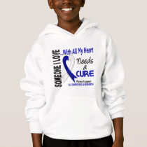 ALS Needs A Cure 3 Hoodie