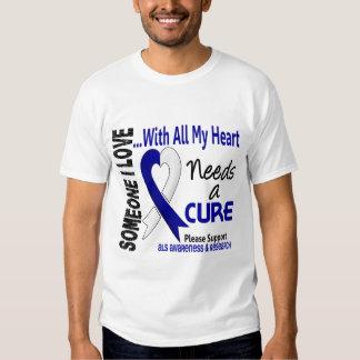 ALS Needs A Cure 3 Tshirt
