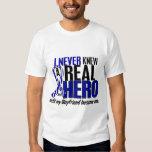 ALS Never Knew A Hero 2 Boyfriend Shirts