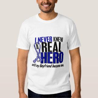 ALS Never Knew A Hero 2 Boyfriend T Shirt