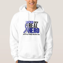 ALS Never Knew A Hero 2 Daddy Hoodie