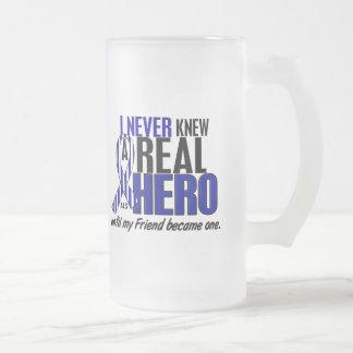 ALS Never Knew A Hero 2 Friend Coffee Mug