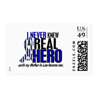 ALS Never Knew A Hero 2 Mother-In-Law Stamp