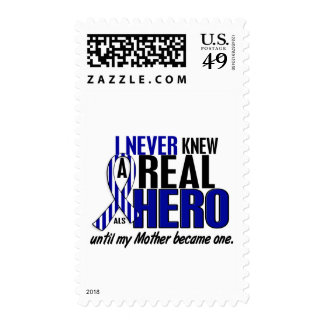 ALS Never Knew A Hero 2 Mother Stamp