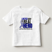 ALS Never Knew A Hero 2 Nana Toddler T-shirt