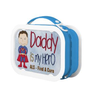 ALS - Papá mi fiambrera de Yubo del héroe
