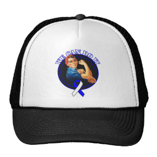 ALS - Rosie The Riveter - We Can Do It Trucker Hats
