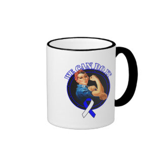 ALS - Rosie The Riveter - We Can Do It Coffee Mugs