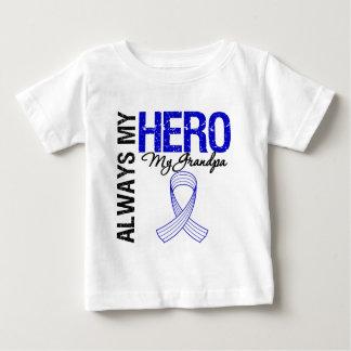 ALS siempre mi héroe mi abuelo Camiseta