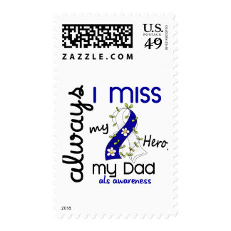 ALS siempre yo Srta. My Dad 3 Sello