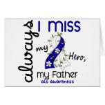 ALS siempre yo Srta. My Father 3 Tarjeta
