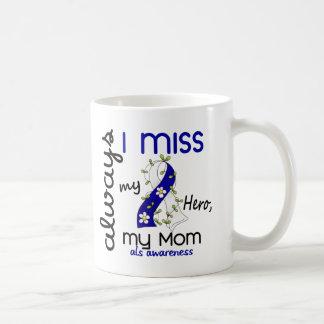 ALS siempre yo Srta. My Mom 3 Tazas
