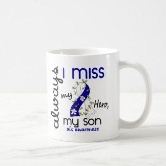 ALS siempre yo Srta. My Son 3 Tazas