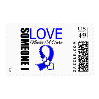 ALS Someone I Love Needs A Cure Postage