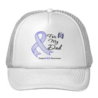 ALS Support For My Dad Trucker Hat