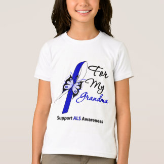 ALS Support For My Grandma T-Shirt