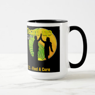ALS-Take Action   Ringer Mug