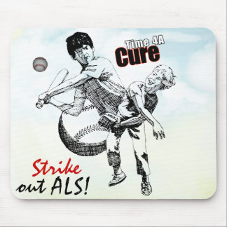 ALS time for a cure#2  mousepad