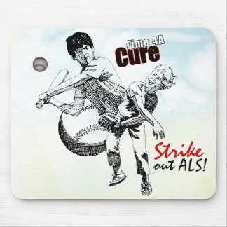 ALS time for a cure#3  mousepad