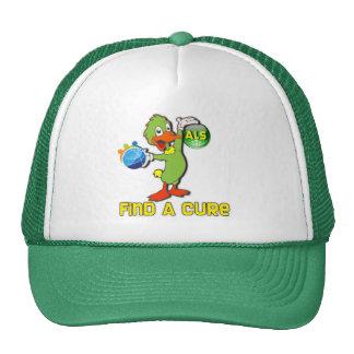 ALS Trucker Hat