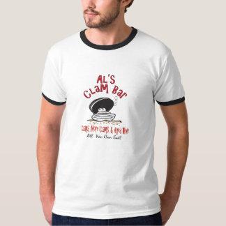 Al's Very Own Clam Bar! T-shirt