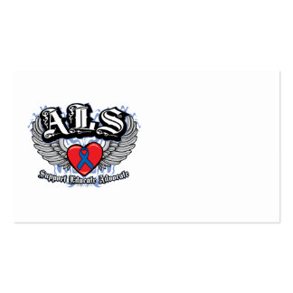 ALS Wings Business Card