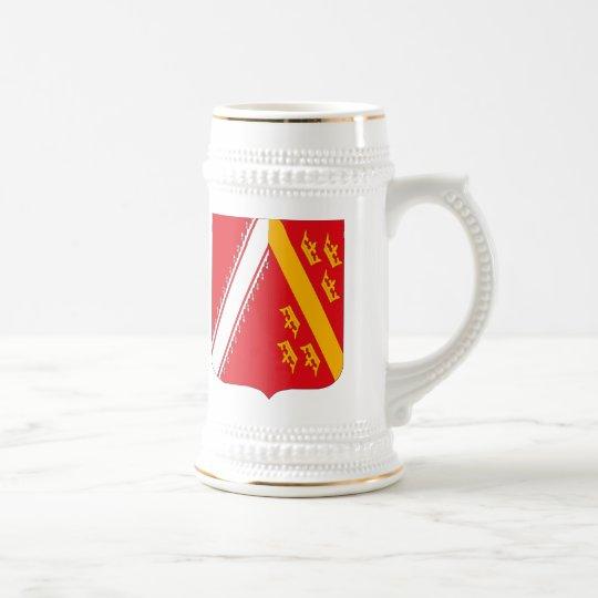 Alsace Coat of Arms Mug