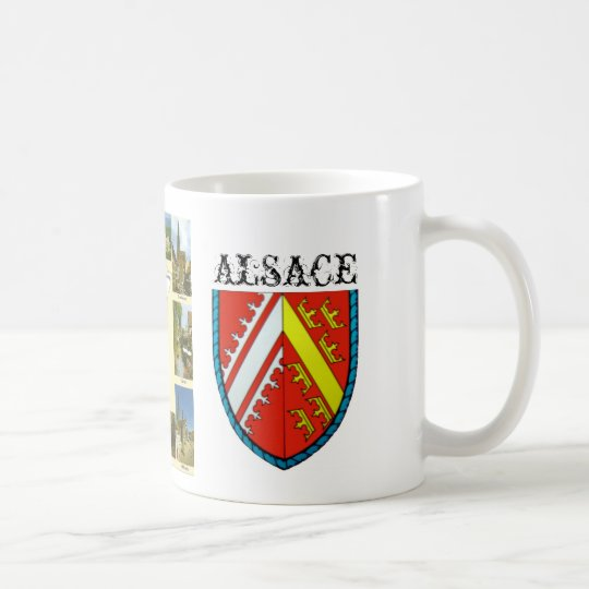 Alsace Coffee/Tea Mug