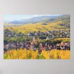 Alsace, France 6 Poster