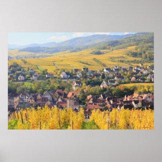 Alsace, France 6 Print
