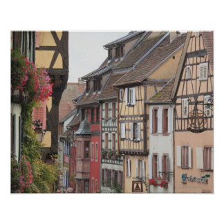Alsace, France 8 Poster