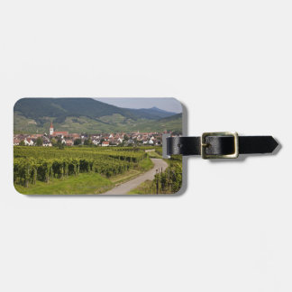 Alsace, France Luggage Tag