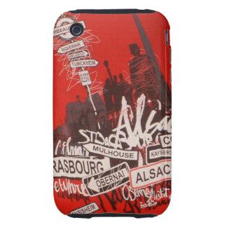 Alsace  - iPhone 3 tough case