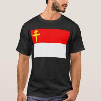 Alsace-Lorraine Flag T-Shirt