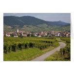 Alsacia, Francia Felicitación