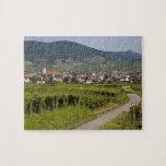 Alsacia, Francia Rompecabezas