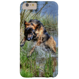 Alsatian German Shepherd 5 Dog-lover Gift Barely There iPhone 6 Plus Case